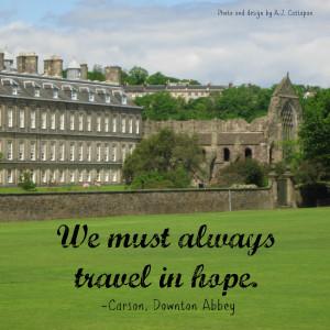 downton abbey carson quotes