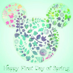 happy first day of spring quotes