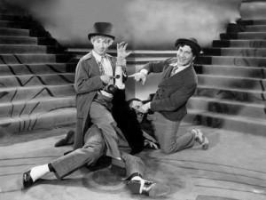 Marx Brothers - Animal Crackers Harpo Marx Louis Sorin Chico Marx 1930