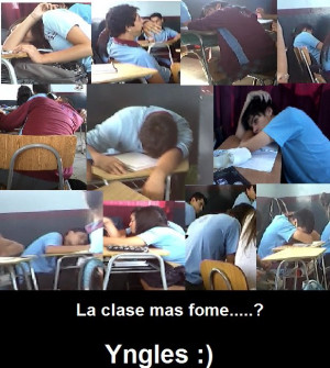 boring, class photographies, english