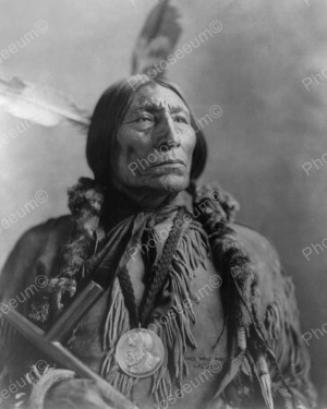 Chief Red...