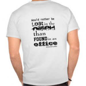 OFTA Oilfield Found T Shirts
