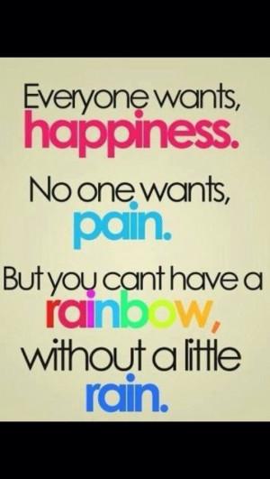 Rainbow #quotes