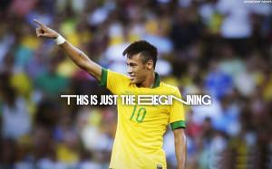 , Neymar Quotes, Neymar, Beginning Quotes, Footballer Quotes, Quotes ...