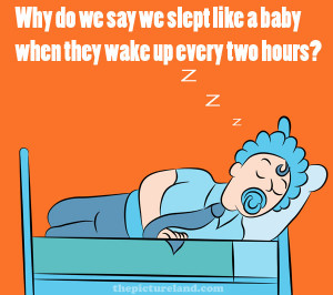 Very Cute Sayings About Sleeping Like Baby With Funny Man Sleeping ...