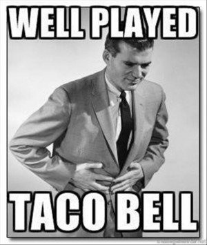 funny taco bell