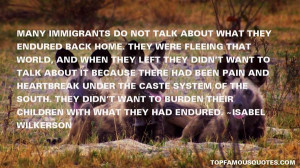 Top Quotes About Immigrants