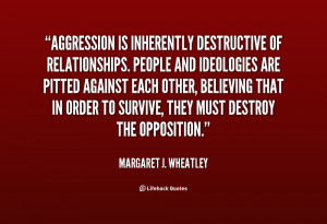 Destructive People Quotes