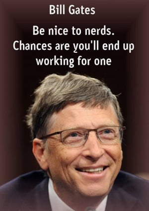 Motivational Quotes by Bill Gates