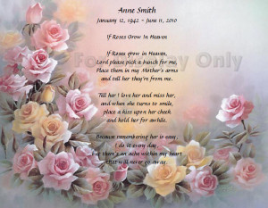 of poems, verses, quotes, sayings for a funeral or celebration of life ...