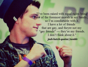 Josh Hutcherson Quotes Tumblr