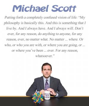 michael scott motivational quotes source http top13 net top 10 michael ...