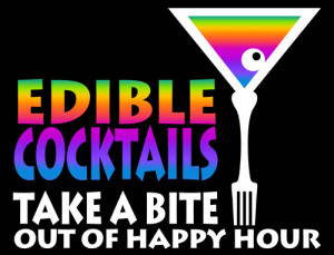 Want to Change Things Up? Why Not EAT YOUR COCKTAILS?