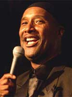 Stand-Up Comedian Paul Mooney