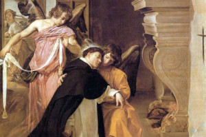 """Saint Thomas Aquinas"""" by Diego Velázquez The Angelic Doctor is ..."""