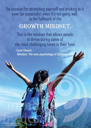 Growth Mindset Posters – Large Format