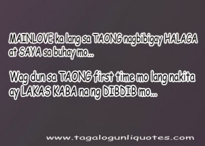 ... Love Quotes Tagalog for BOYS & Girls