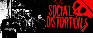 Social Distortion Facebook cover