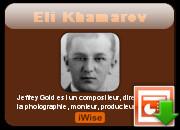 Eli Khamarov quotes