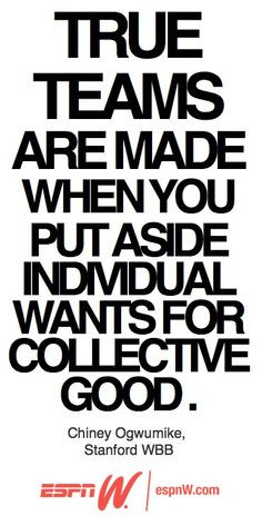 Quotes About Being A Team Player ~ Inspirational Team Quotes on ...
