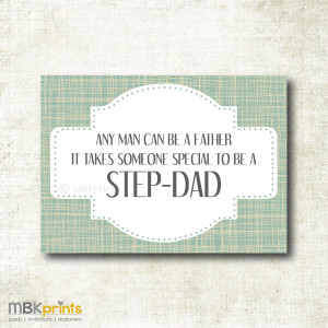 Happy Birthday Step Dad Quotes Happy Fathers Day Stepdad