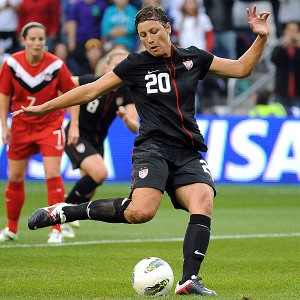 In The Game -- Abby Wambach