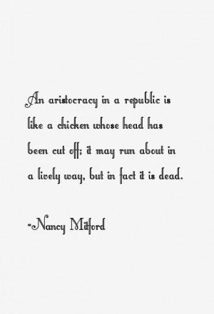 Nancy Mitford Quotes & Sayings