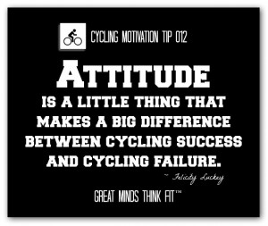 Cycling Motivation Tip and Quote #012