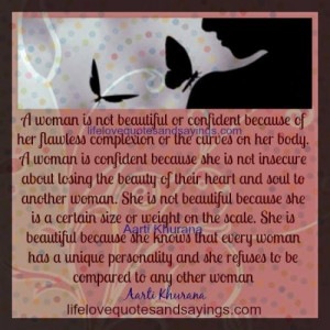Every Woman Is Beautiful..