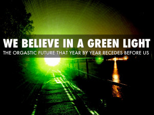 The Great Gatsby Quotes So We Beat On Believe In A Green Light picture