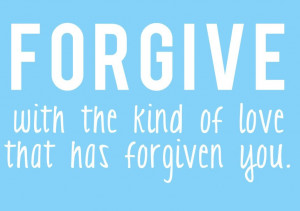 35 Best Encouraging Bible Verses on Forgiving