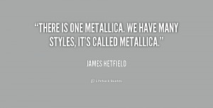 Metallica Quotes From Songs Metallica quotes on life