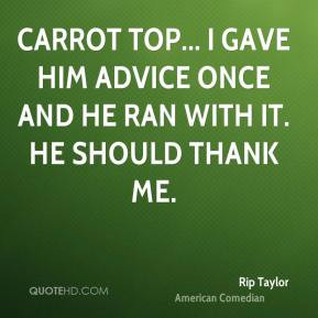 Carrot Quotes