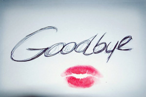 41 As you left and said your good-byes, you forgot to tell my heart ...
