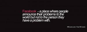Facebook Quote Facebook Covers