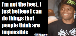 Inspiring quotes by MMA & UFC fighters