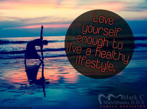 ... Quotes Tagged With: Love yourself enough to live a healthy lifestyle