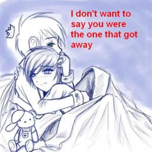 depressing anime quotes tumblr
