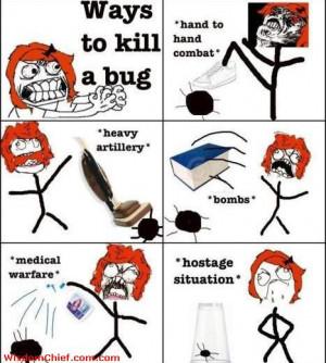 Ways To Kill A Bug