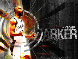Tony Parker Wallpaper