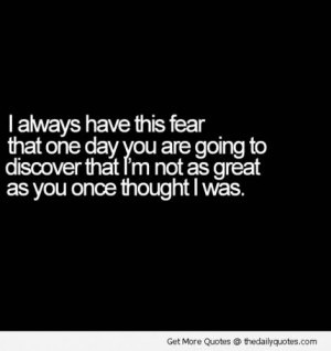 Fear quote #7