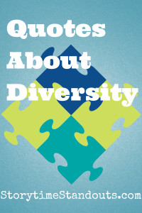 hope you will use these quotes about diversity in your classroom or ...
