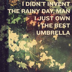 quotes on rainy day