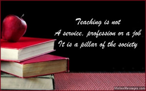 Inspiring Teacher Quotes...