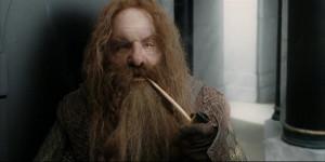 Gimli Quotes and Sound Clips