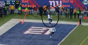 Eli Manning's 5 interceptions: Breaking down the game film to figure ...