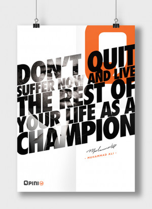 Bold Quotes Posters Featuring Great Leaders8
