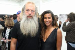 Rick Rubin Girlfriend Amanda