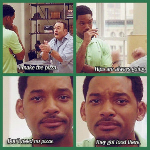 Hitch... haha love this part