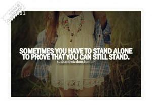 Still Standing.